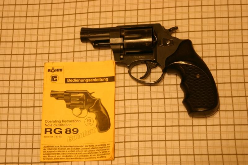 Rohm Rg 89 инструкция - фото 8