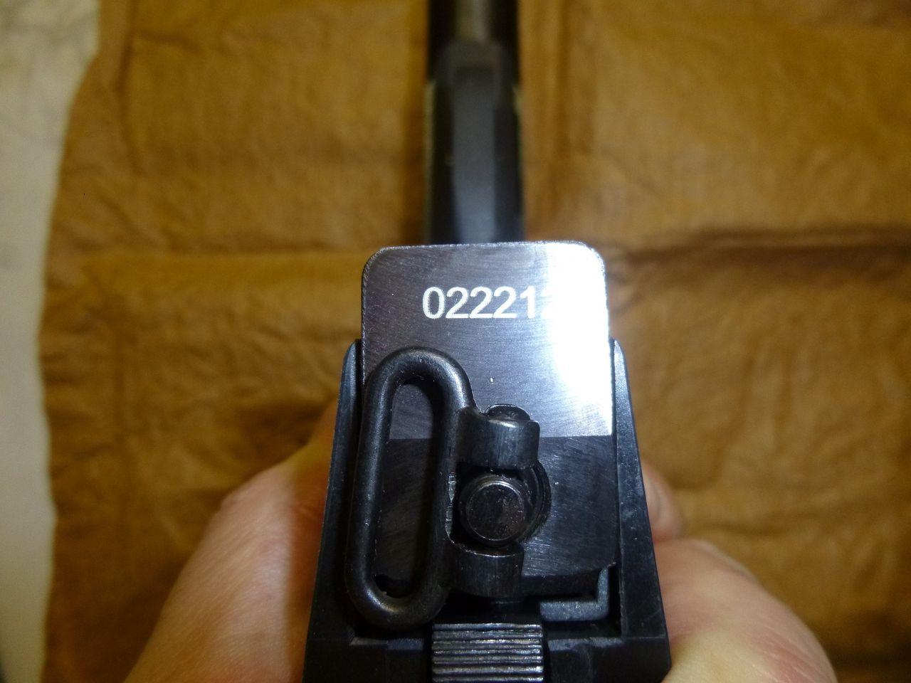 Ствольная прокладка фторопласт для мр-654к своими руками