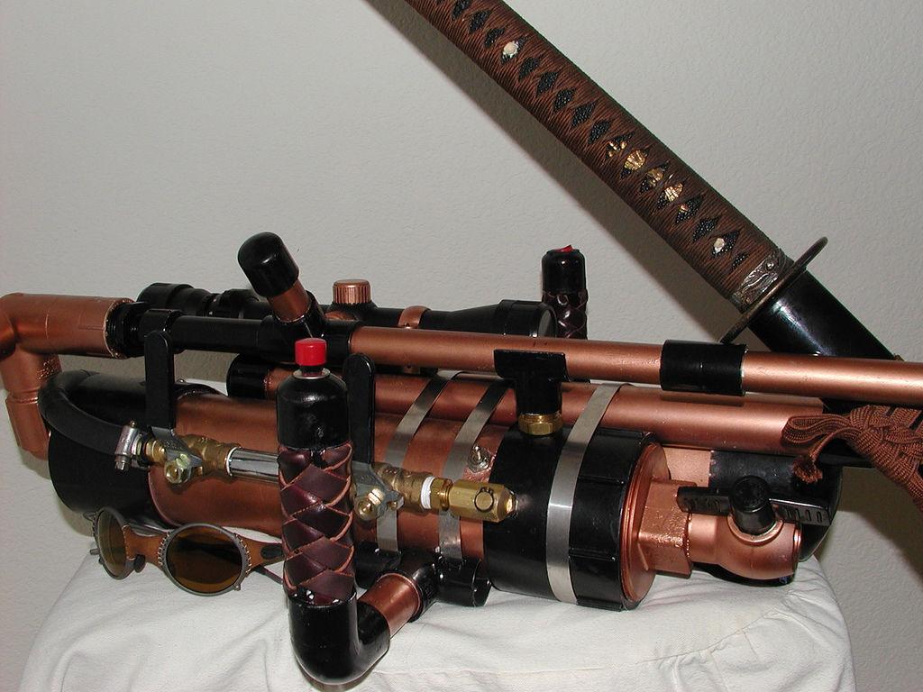Картофельная пушка своими руками фото 736