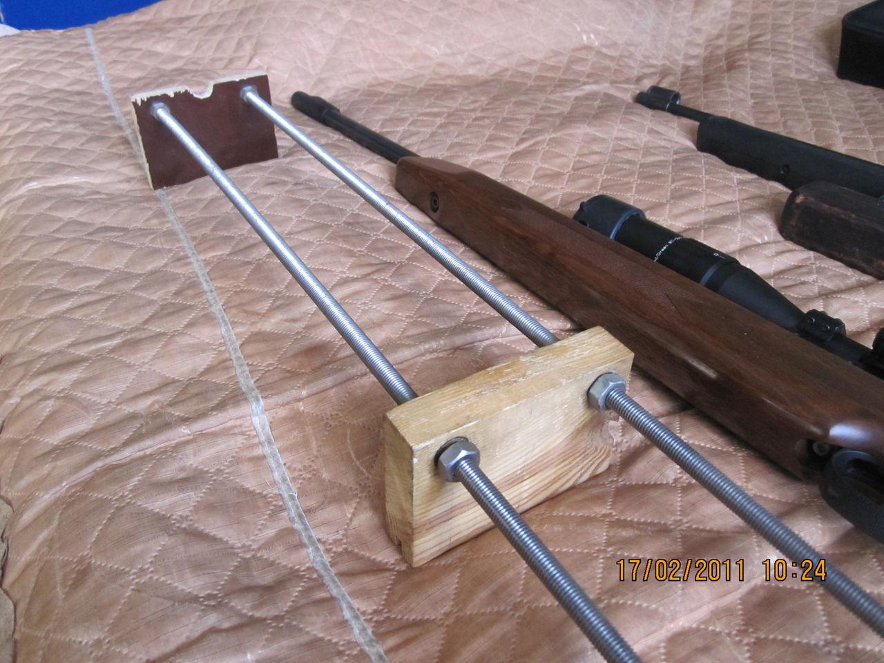 Пружина для пневматической винтовки своими руками