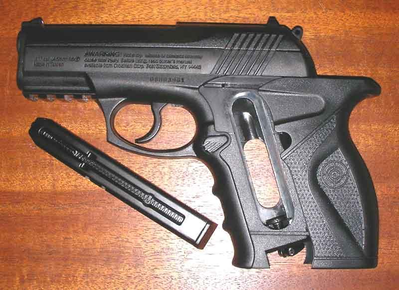 Crosman Arms manuals