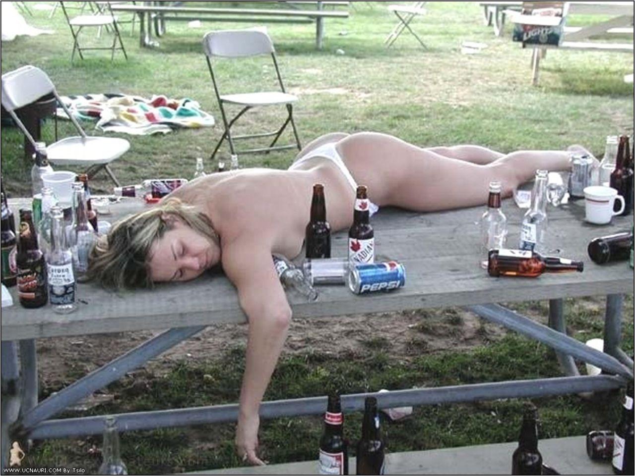 Фото с пьянок на природе 12 фотография