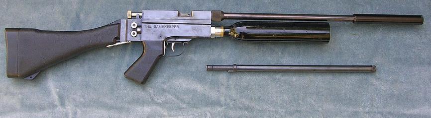 Пневматическом оружие своими руками фото