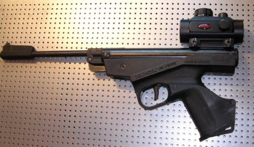 где отремонтировать пневмотический пистолет мр-53м