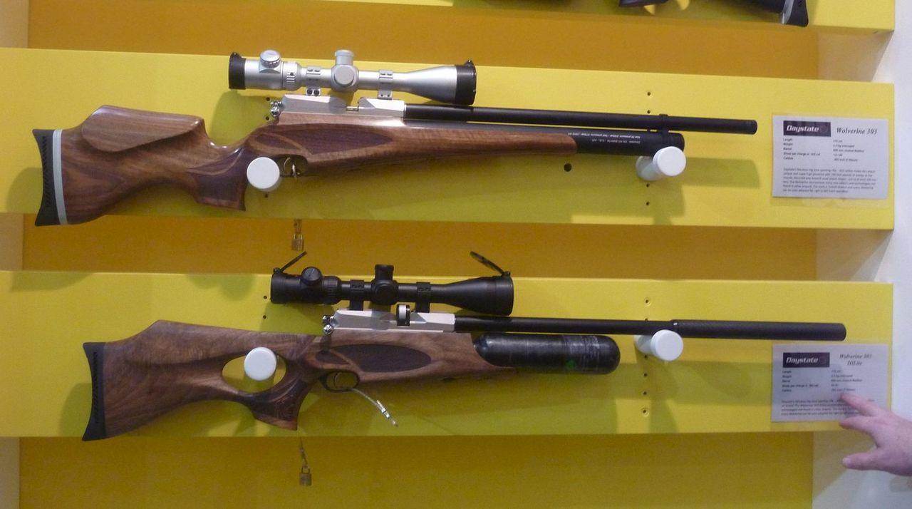новая винтовка псп егерь с колбой отцепляет