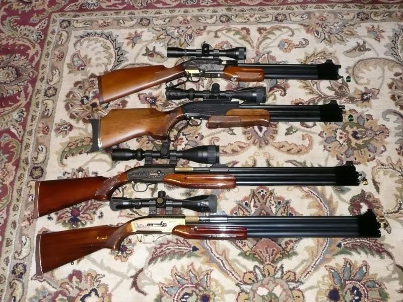 Гладкоствольные ружья своими руками