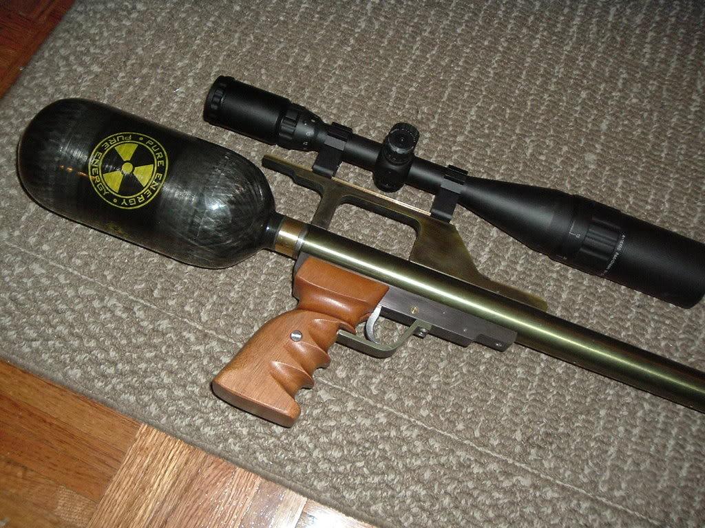 Как сделать мощное ружьё 176