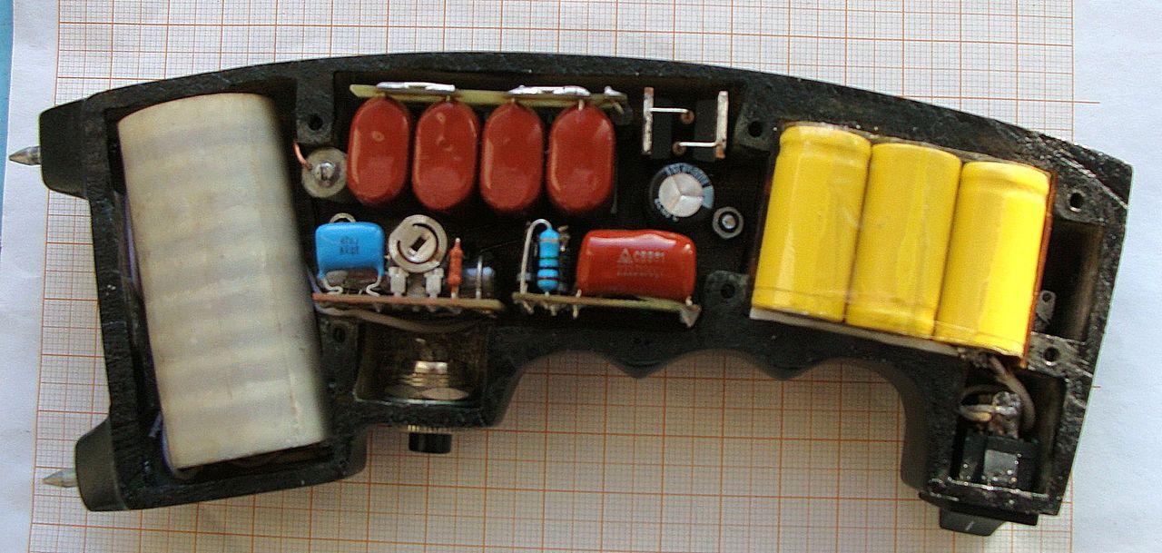 Как сделать электрошокер самодельную