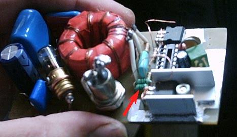 Как из шокера сделать электроудочку 955