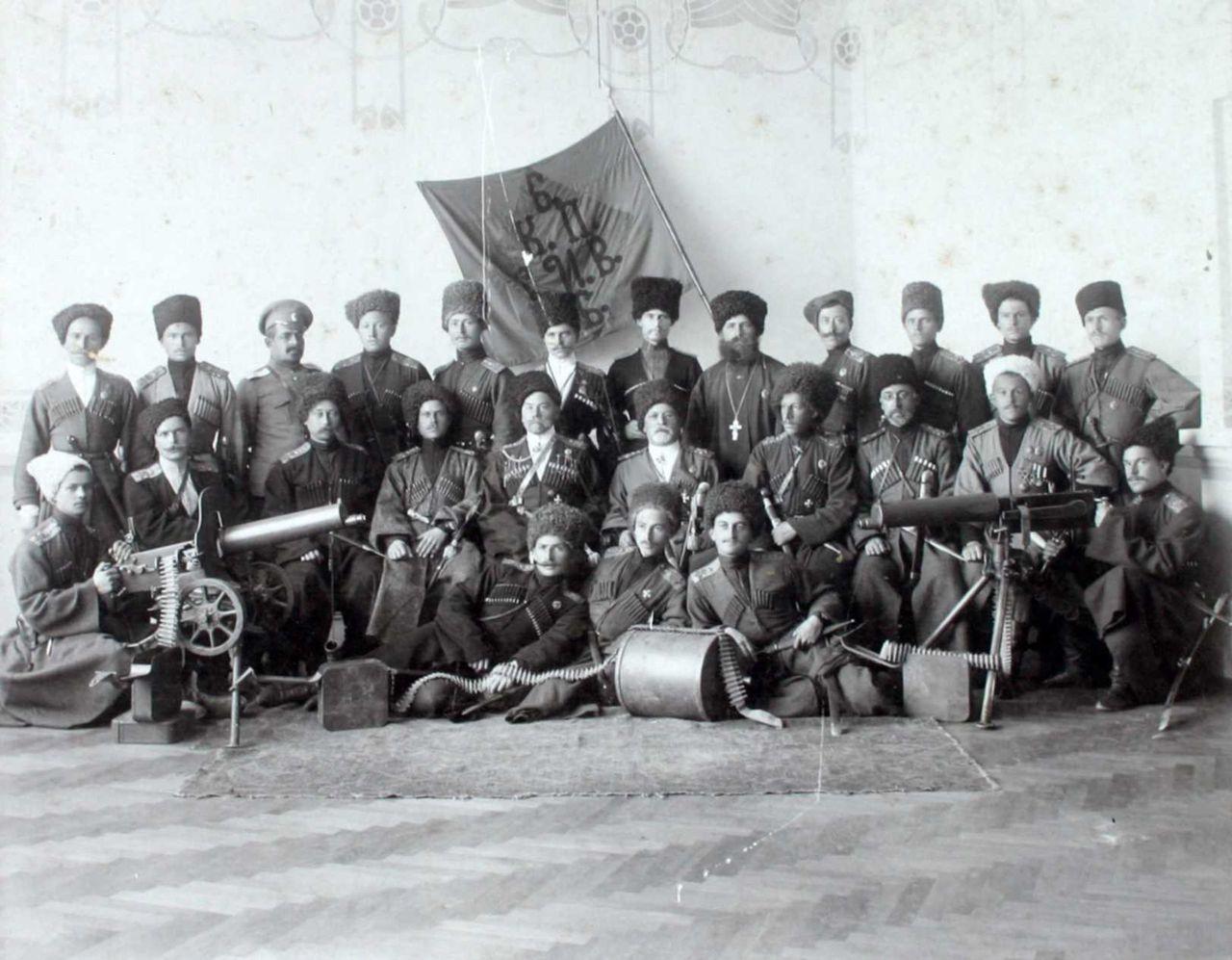 описания славянских казаки пластуны фото поездкой