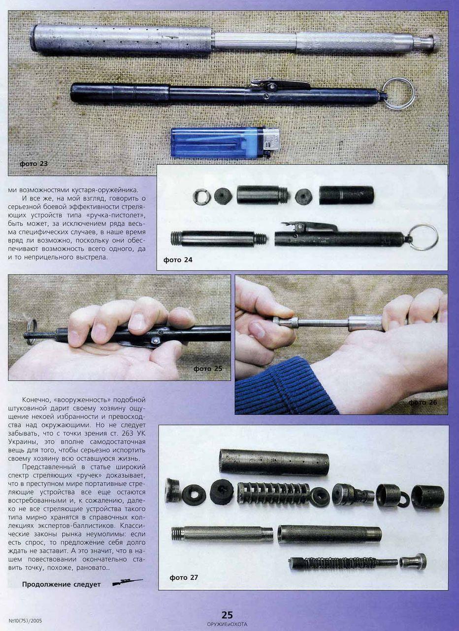 Пистолет-ручка своими руками 92