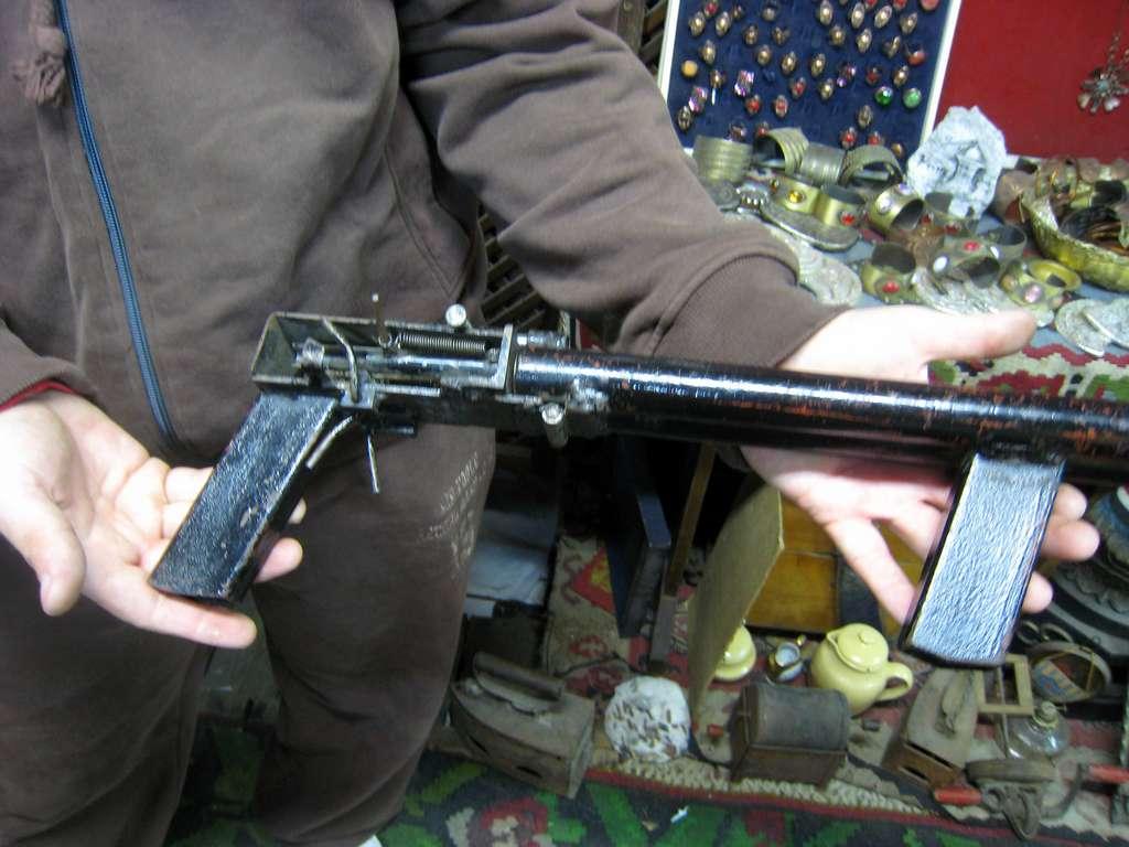 Как сделать оружию для самообороны - Kuzelga.ru