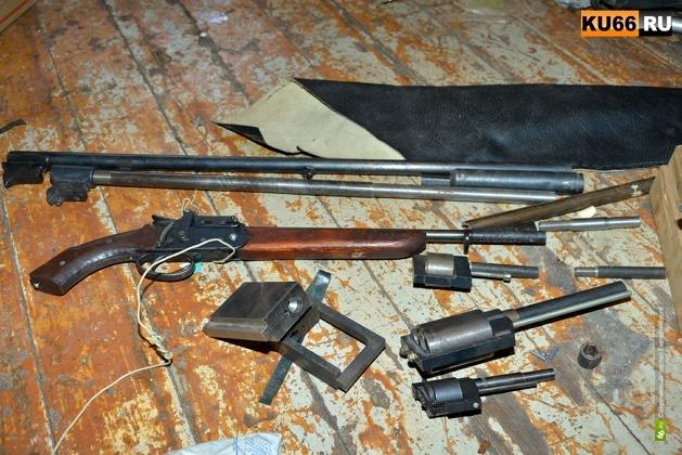 Самодельное ружье и как его сделать