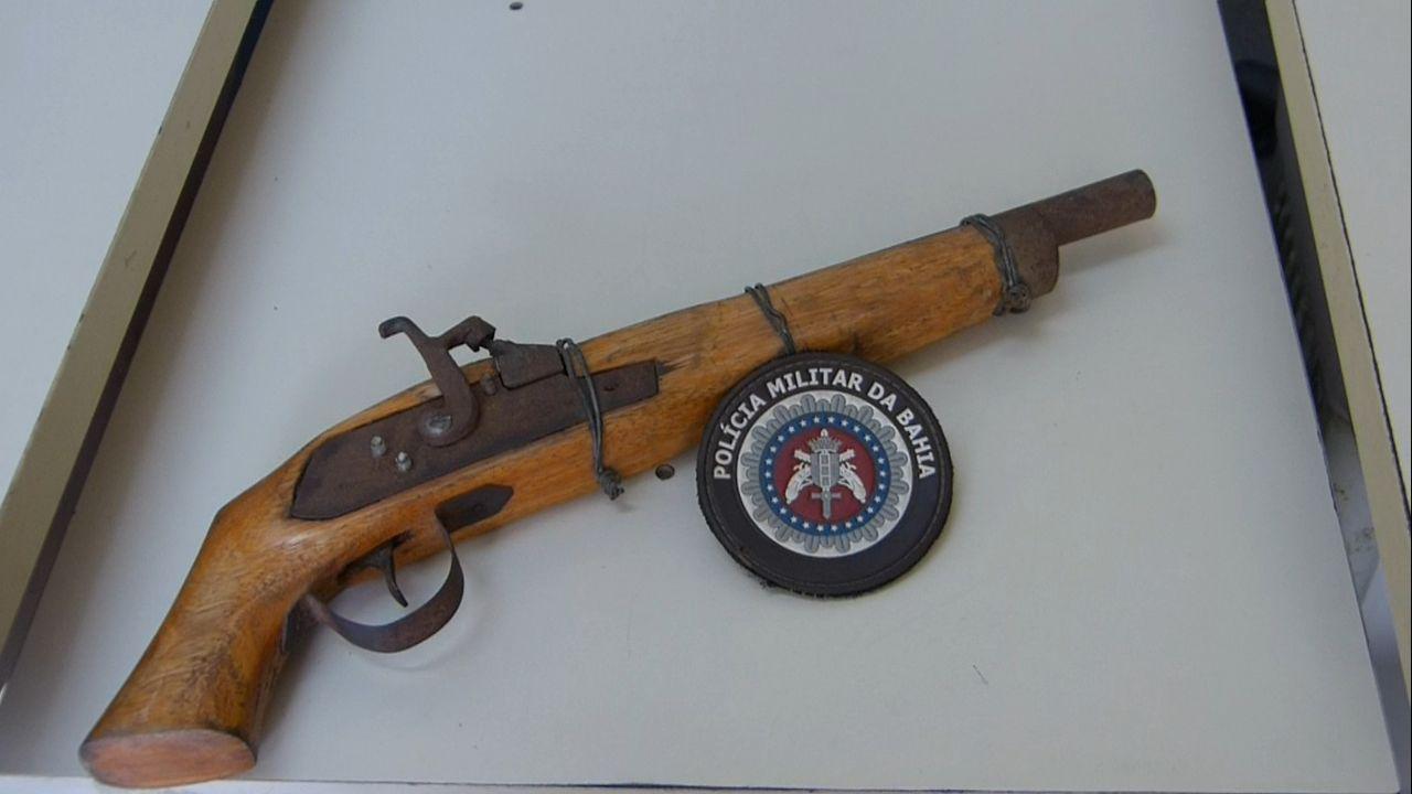Как сделать ружье как в брат 2