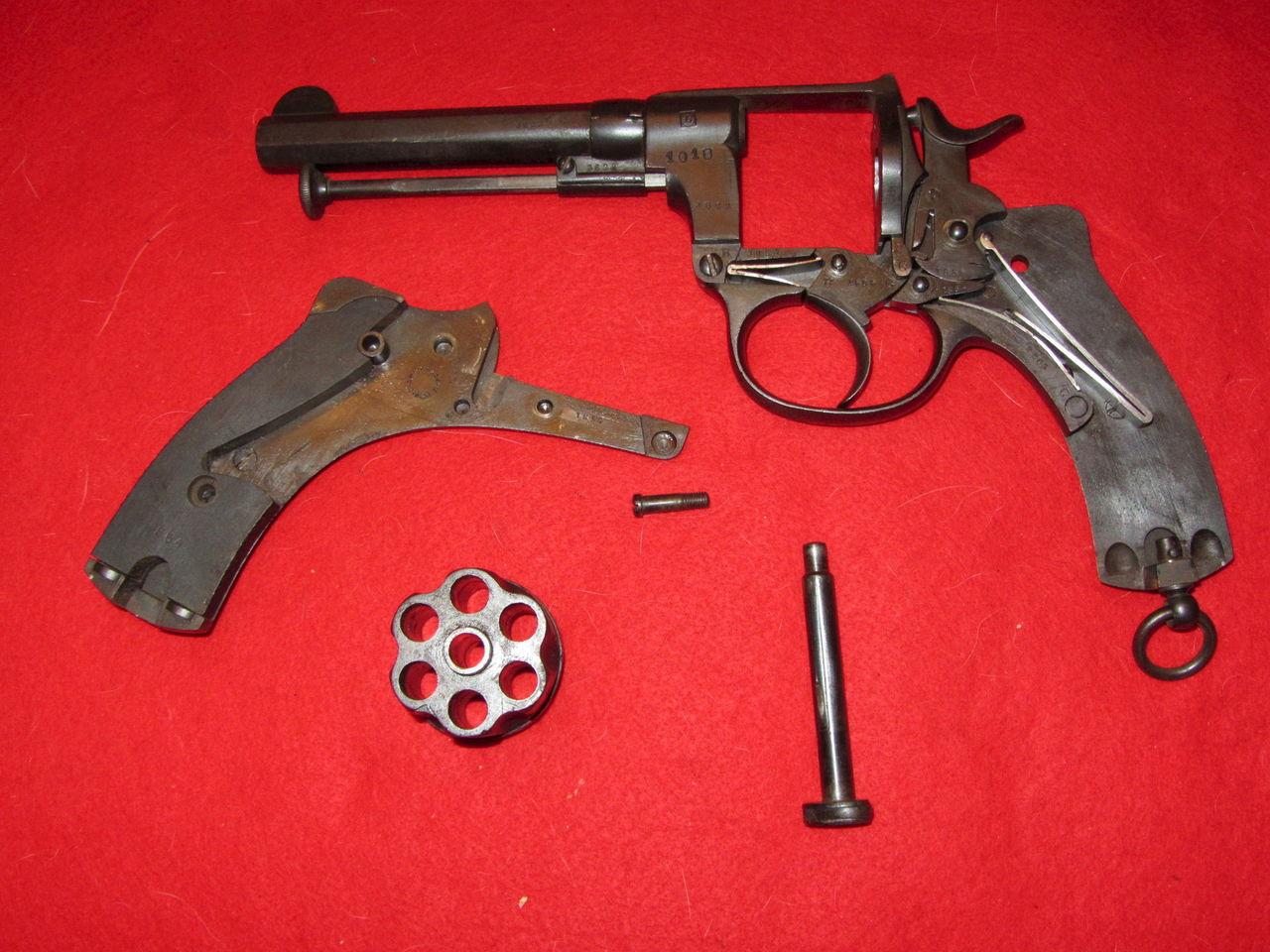 происходящим фото разобранного револьвера кому интересно