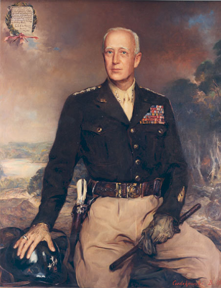 the true colors of general george smith patton