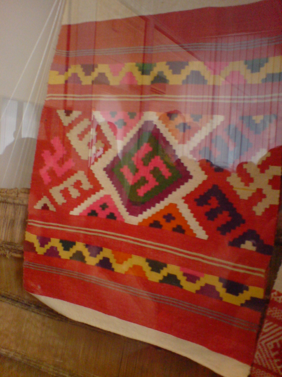 Башкирский орнамент вышивка 32