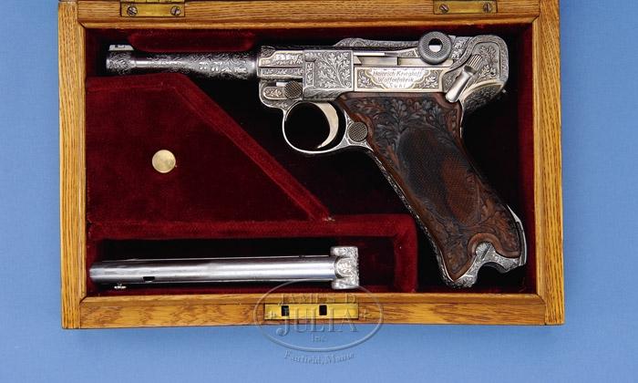 Вопрос по люгеру. * популярное оружие.