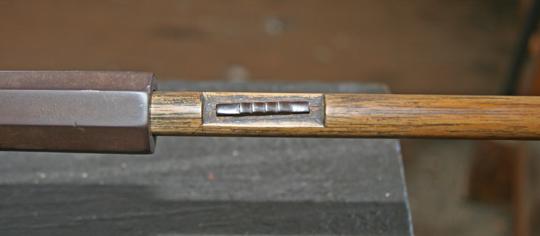 Дорн для нарезки ствола
