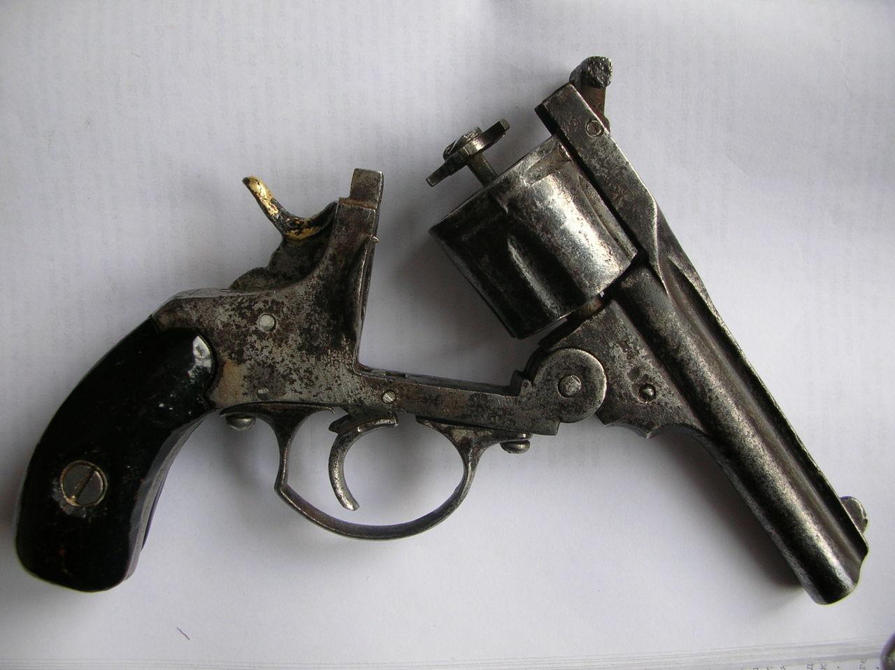 Револьверы Смит и Вессон – русская версия