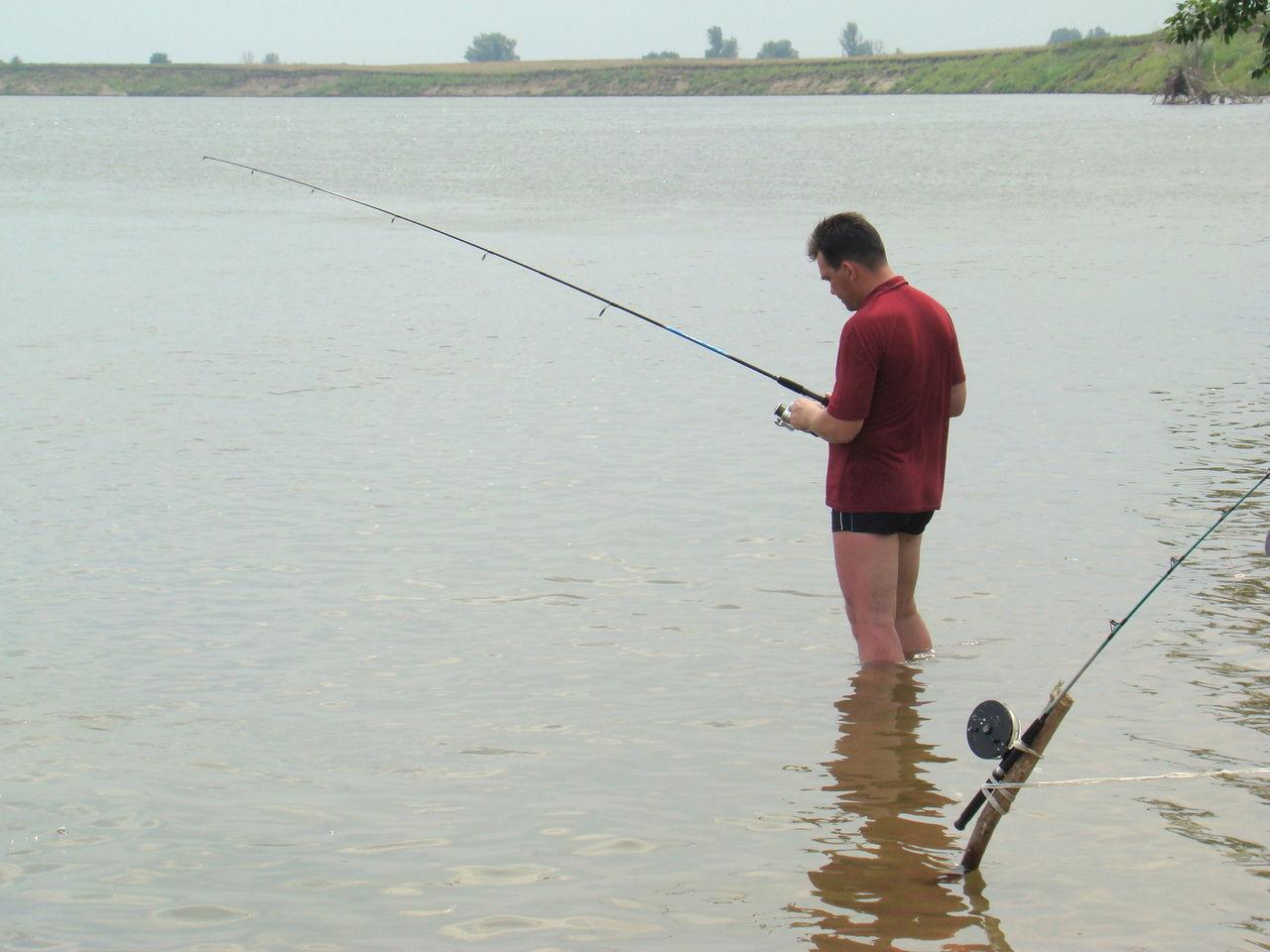 рыбалка в с.роговка