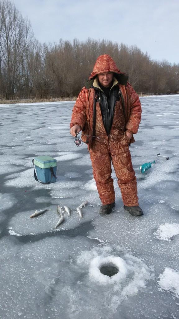 отчеты о рыбалке в подмосковье нарские пруды