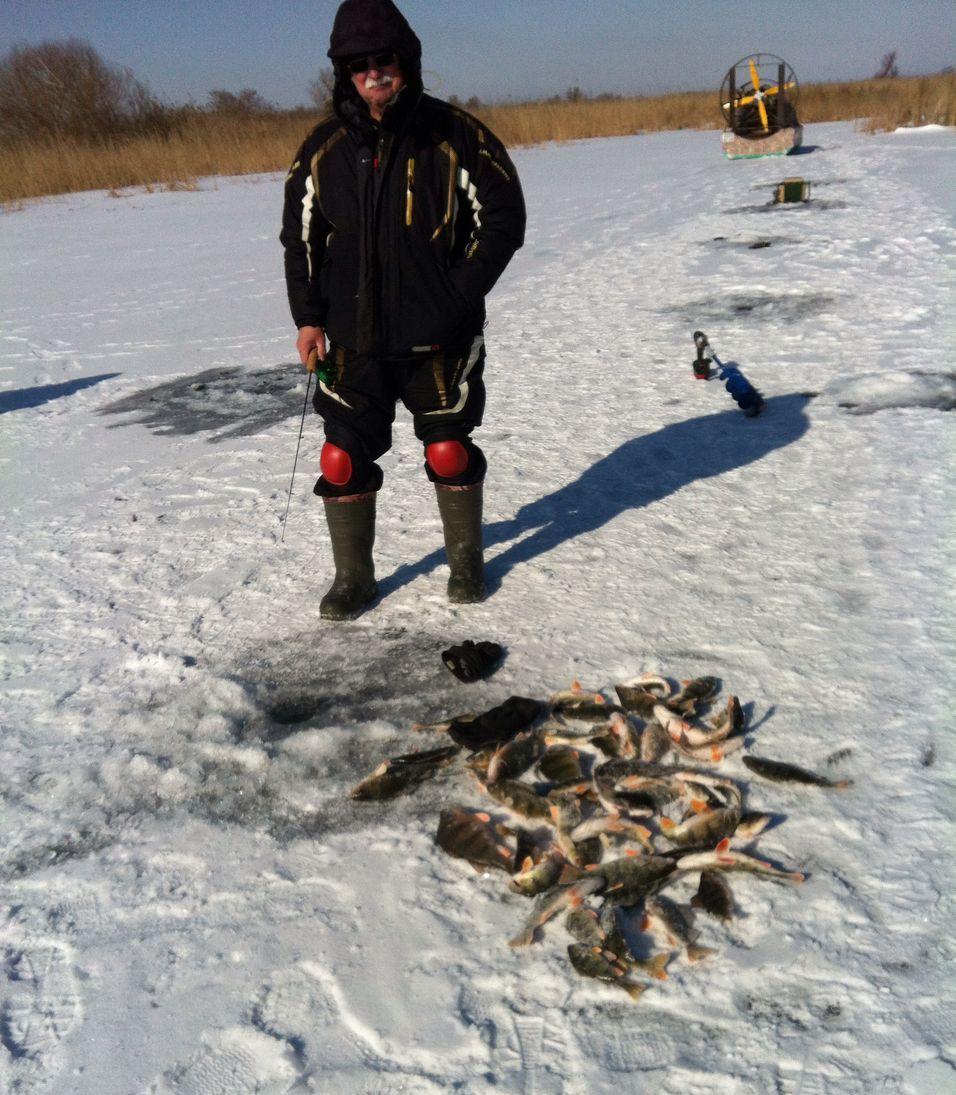 рыбалка в снежинске
