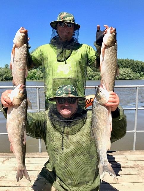 Отчет о рыбалке с рыболовной базы Ершиха