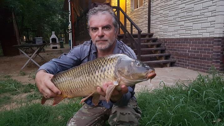 рыболовная база папина рыбалка