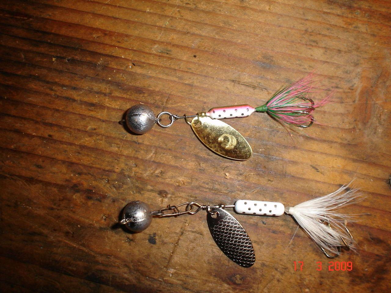 рыбалка лучшие самодельные блесна