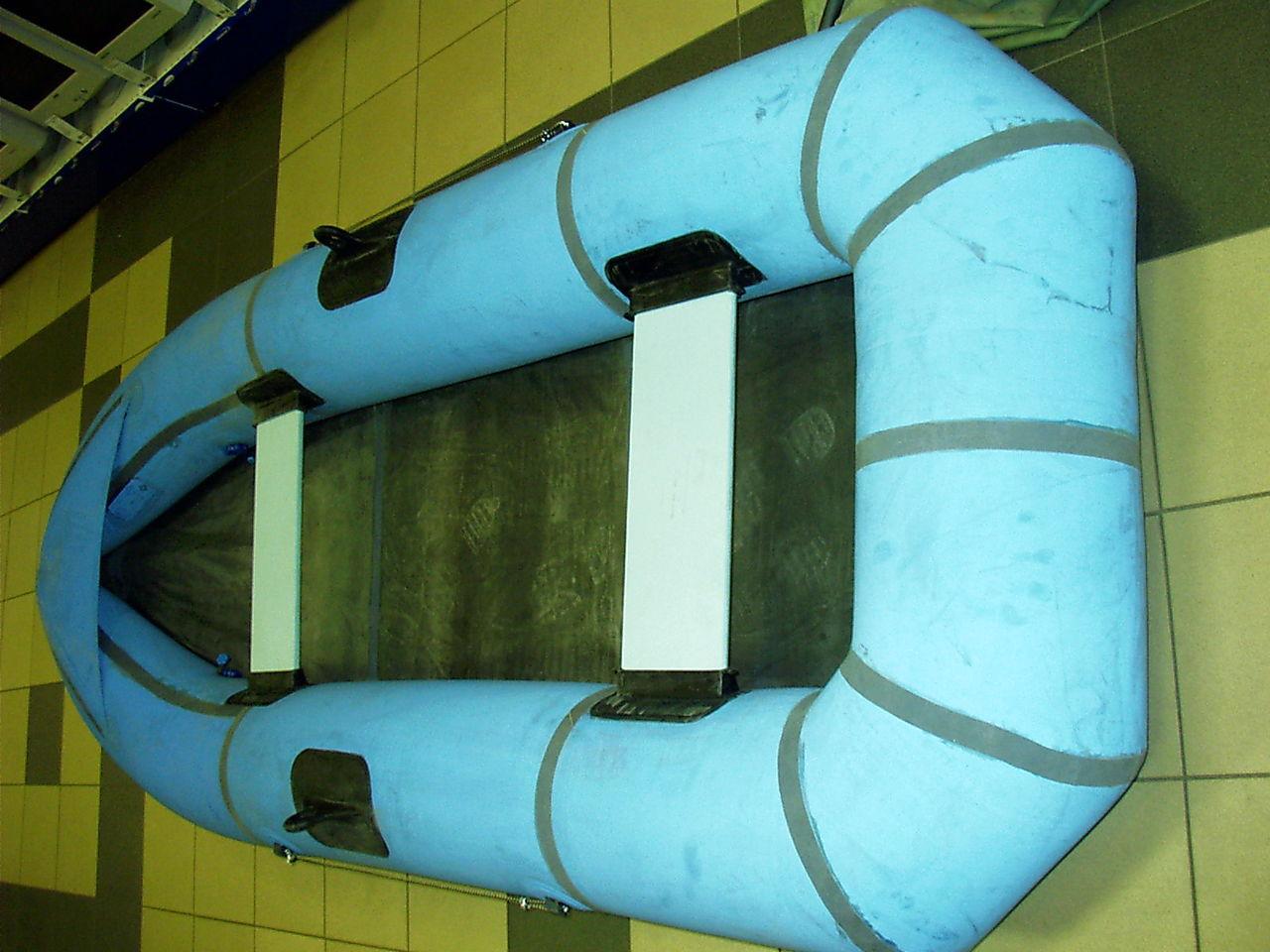 лента для ремонта швов резиновых лодок