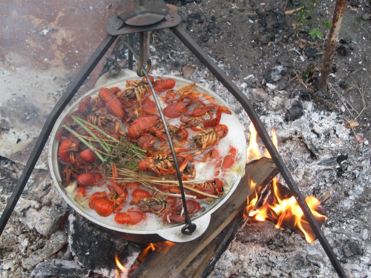 обед рыбака рецепт