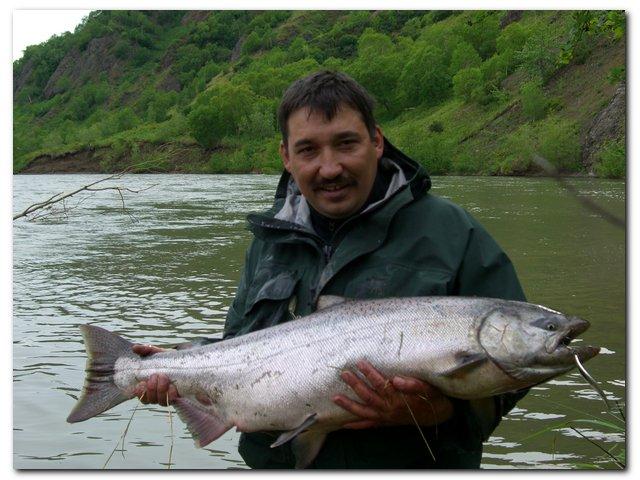 тигиль рыбалка