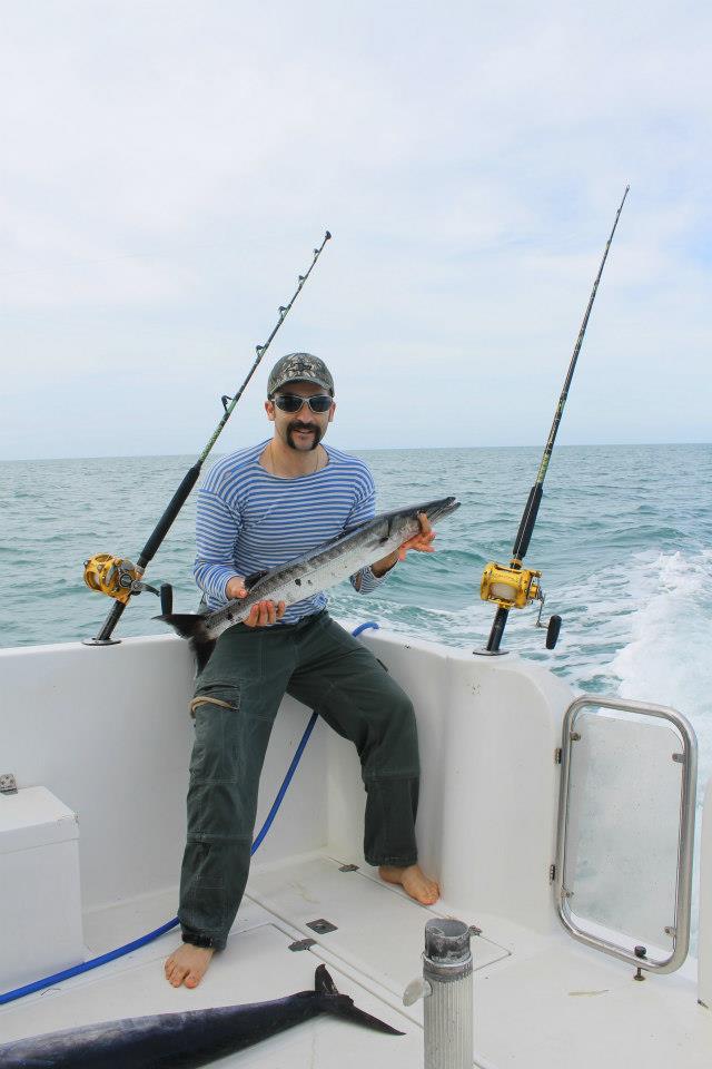 хочется послать и уехать на рыбалку