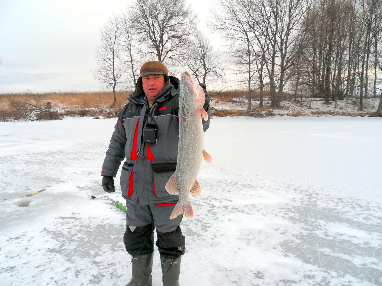 Монолитный Мотоледобур для рыбалки своими руками