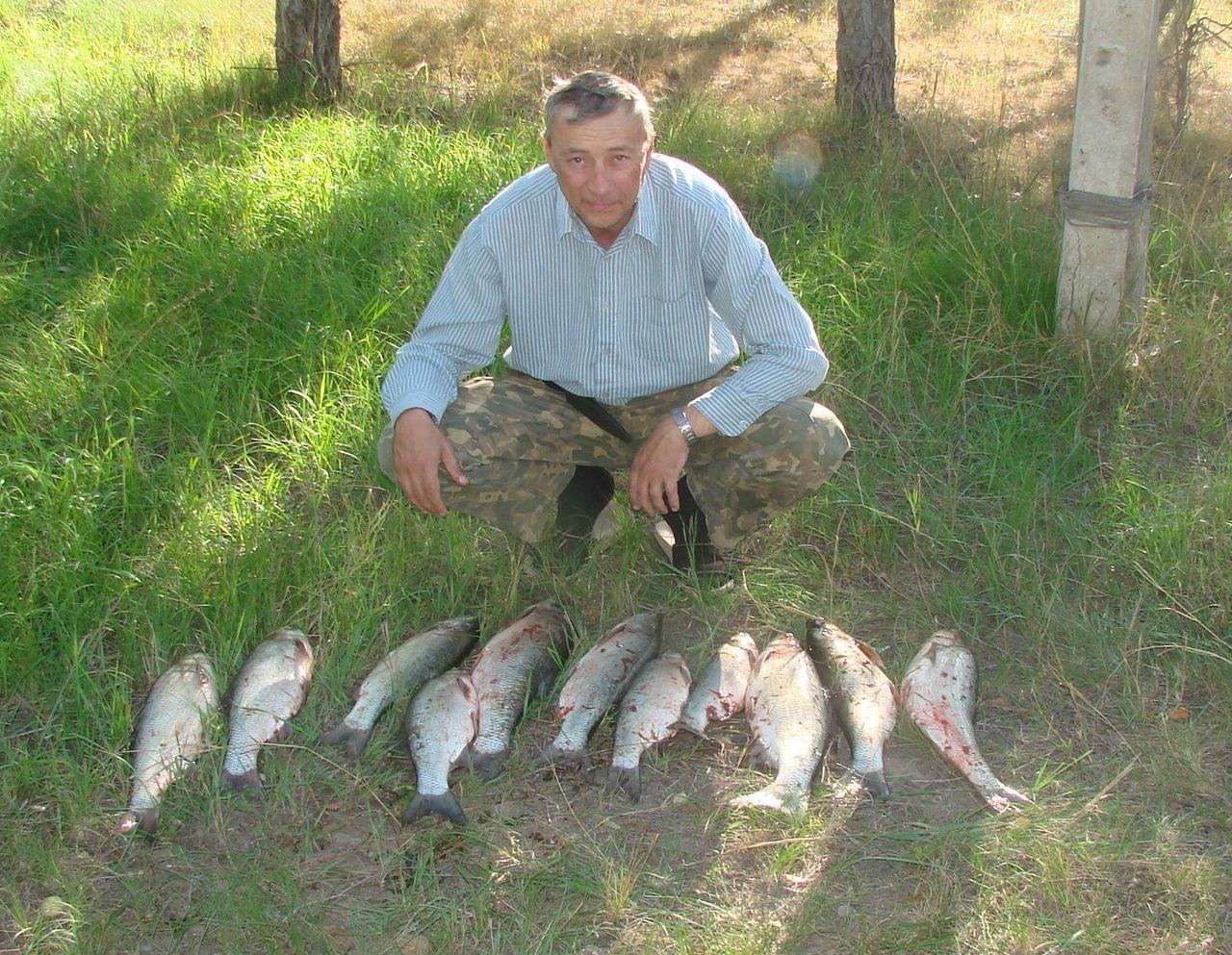 рыболовная база на табун арале
