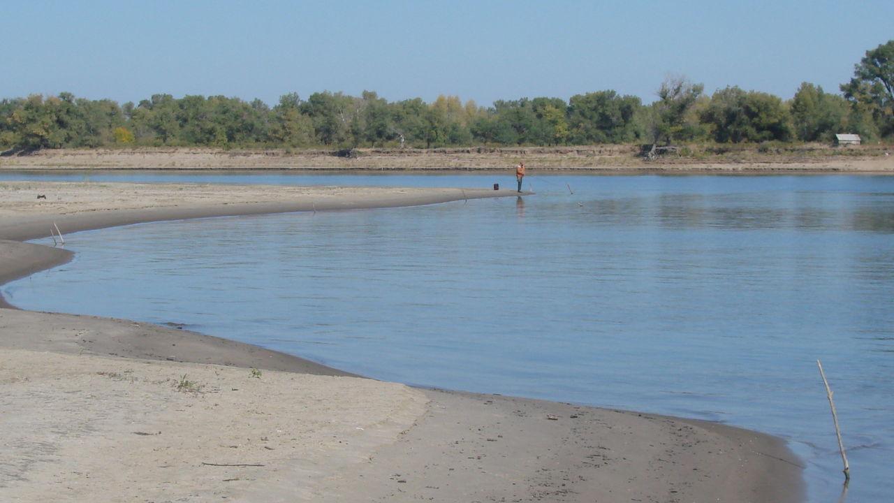 рыболовная база кабаний остров