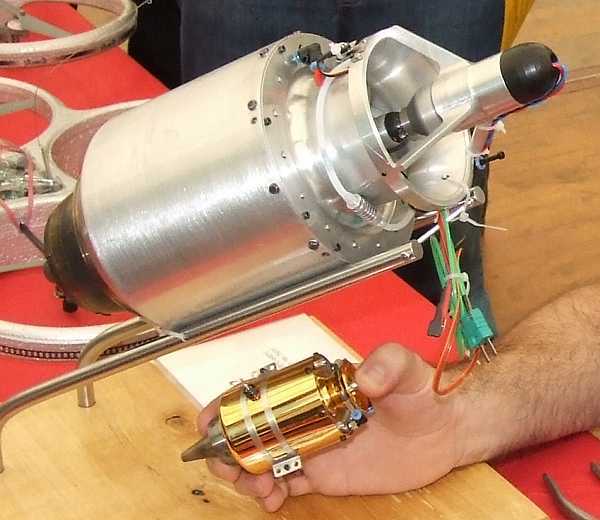 Двигатель для модели своими руками