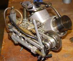 Паровой двигатель своими руками