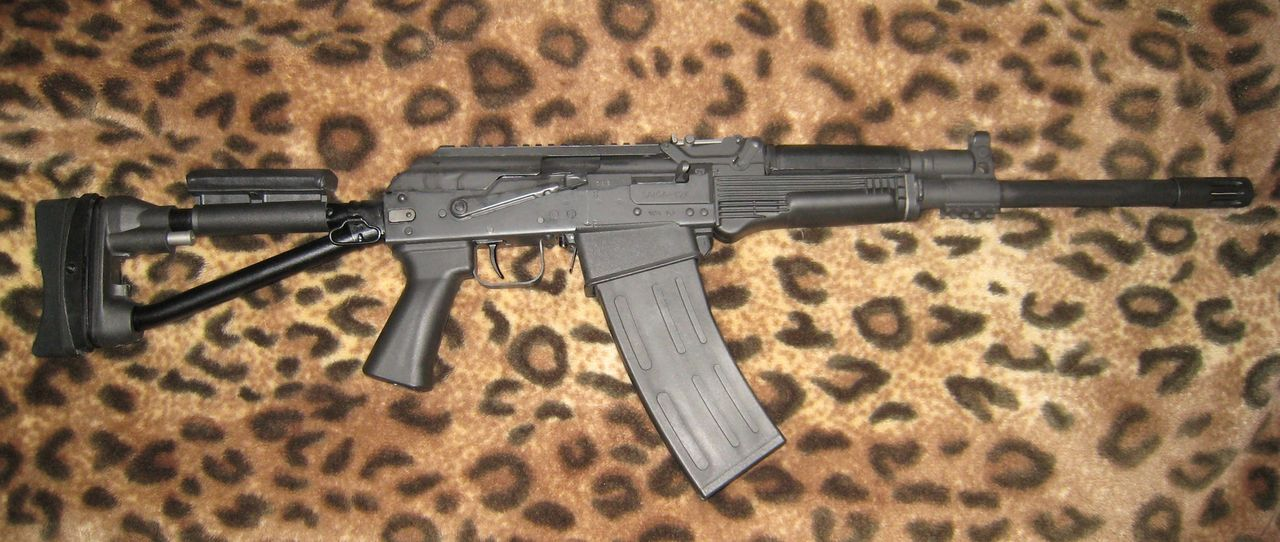 Сайга12К  Королева самообороны  Оружейка