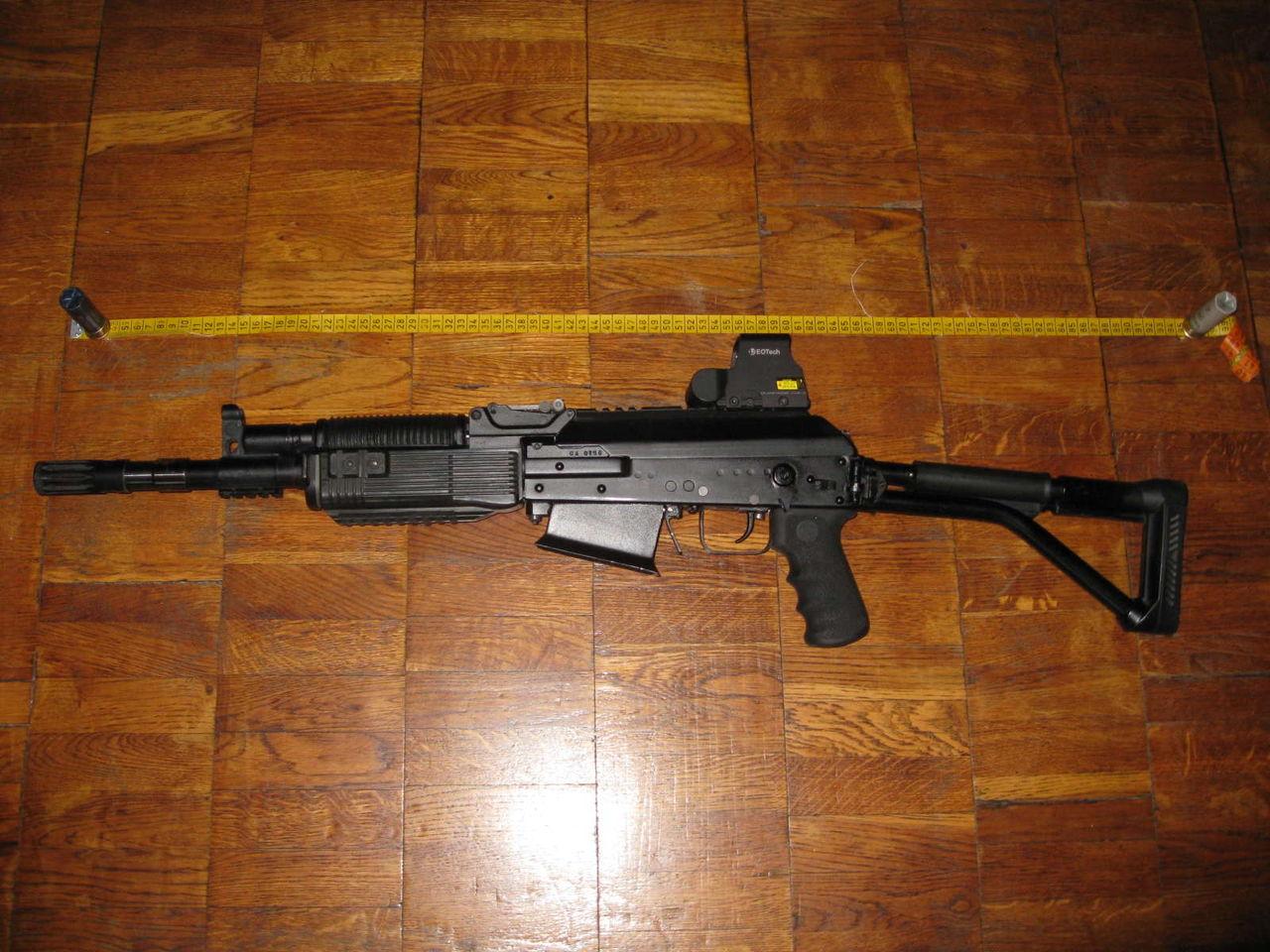 Ружье Сайга 12с и 12к модели калибр характеристики