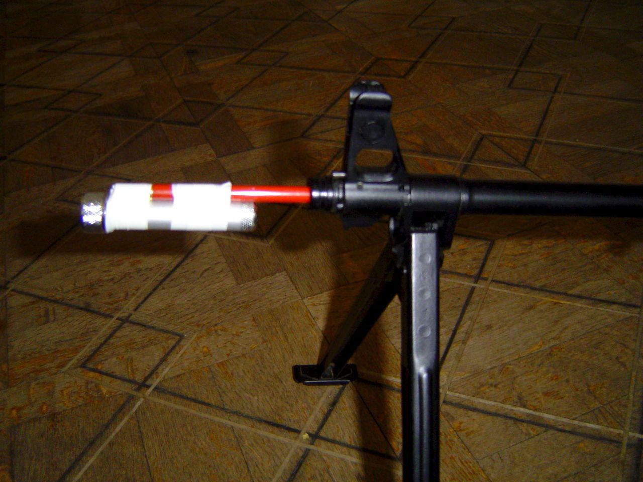 Как сделать патрон холодной пристрелки