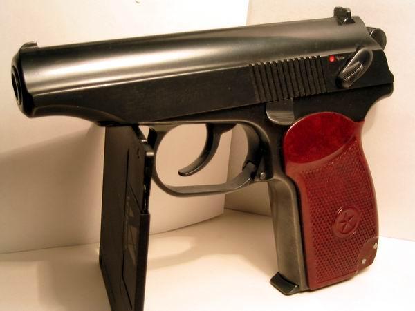 Как воронить ружье в домашних условиях