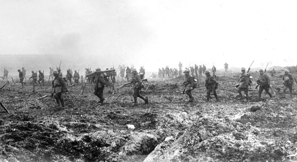 a history of the attack of vimy ridge in world war i