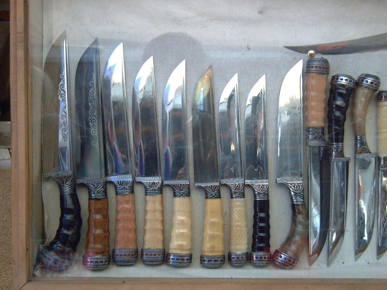 Как сделать своими руками метательный нож