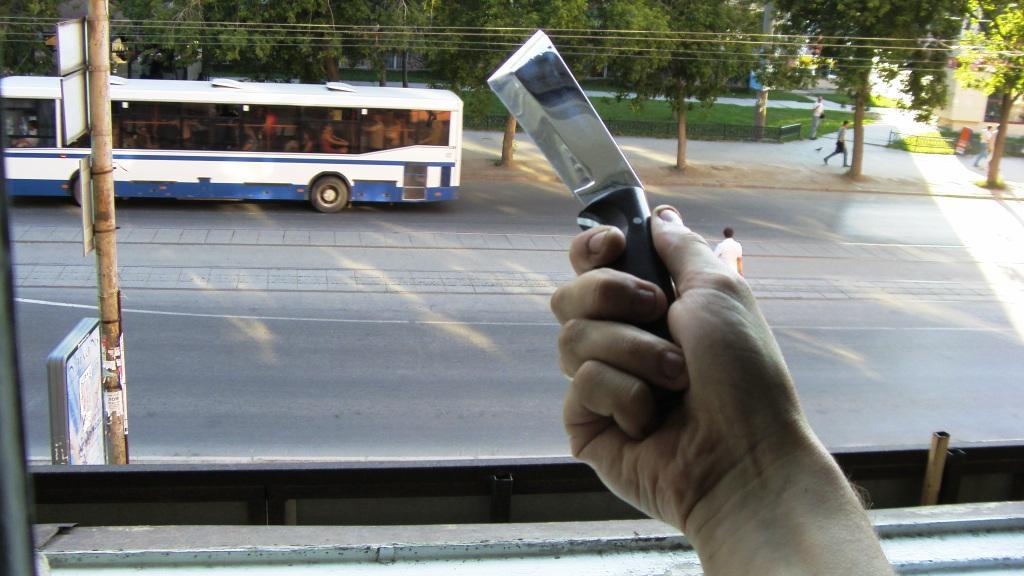Обзор самооборонных ножей.