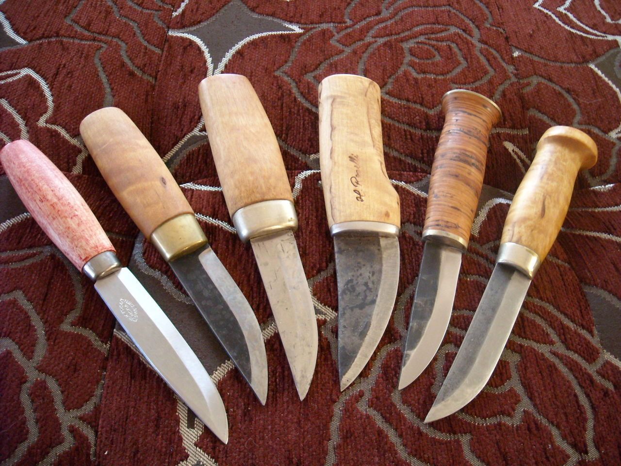 Нож выживания своими руками