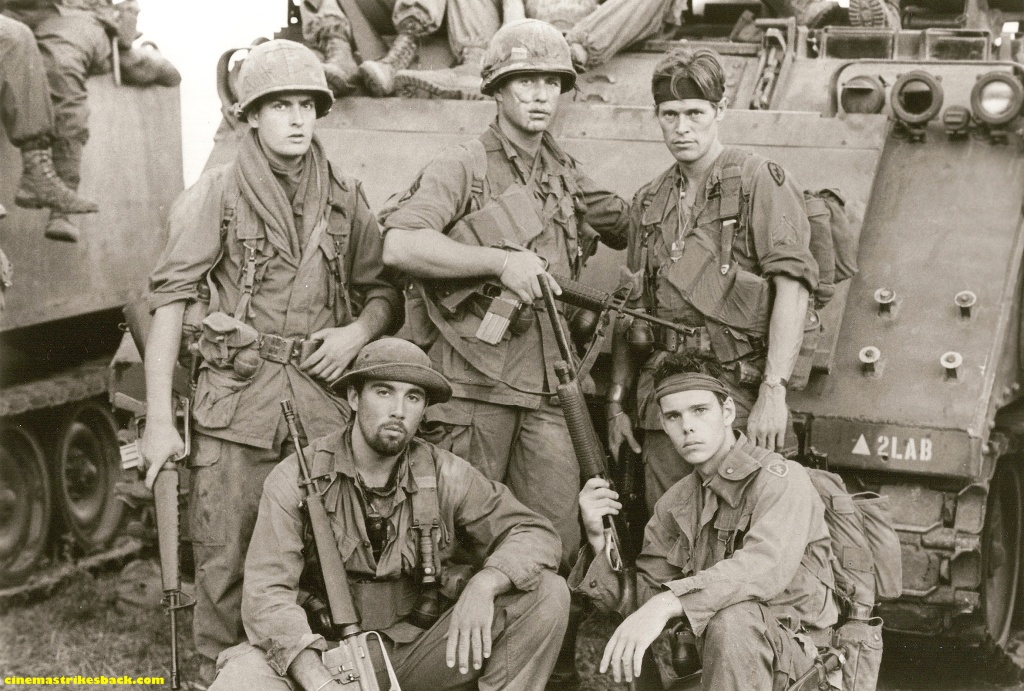 an essay on religion and oliver stones war film platoon The movie platoon, directed by oliver stone essays related to platoon film 1 between races during the vietnam war the film platoon also shows the.