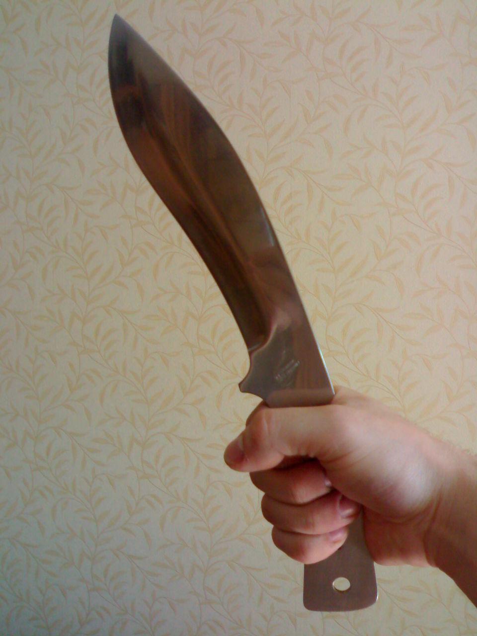 Ножи для выживания своими руками фото