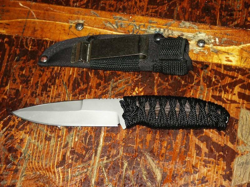 Проект 412 - нескладной городской нож?
